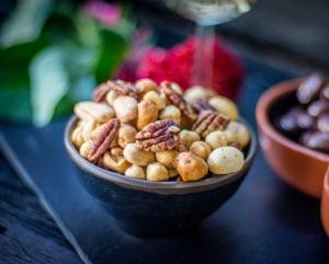 Vers gebrande noten